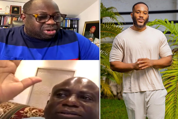 Dele Momodu reveals how Terry Waya reacted to Kiddwaya's eviction from BBNaija House