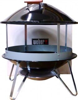 Weber 2726 Wood Burning Fireplace: Weber 2726 Review