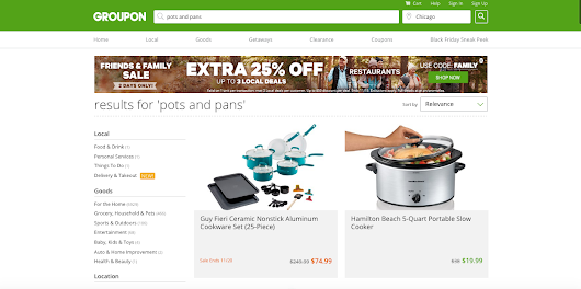 Me, My Kitchen and Groupon #ad #spon