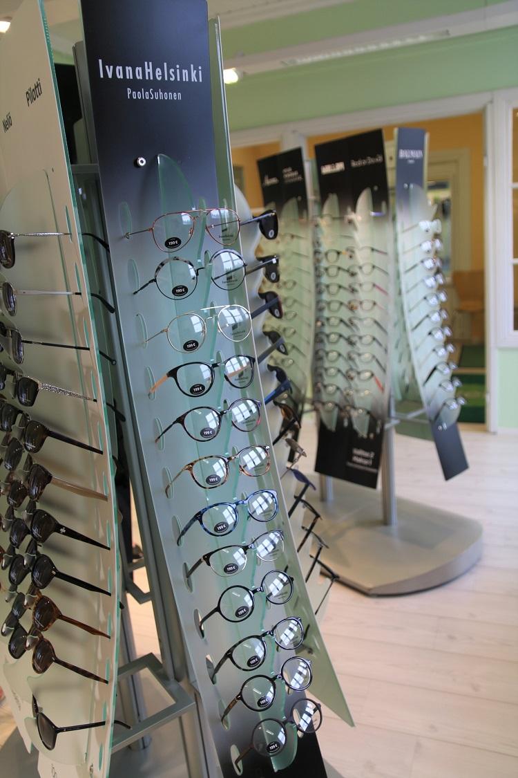 specsavers, rauma, optikko, optikkoliike, silmälasit, näöntutkimus