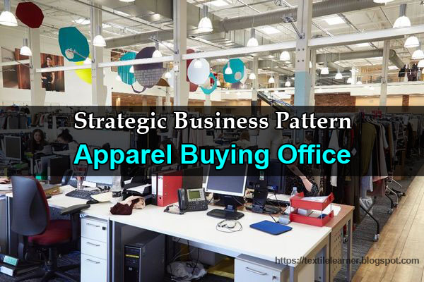 Apparel buying office