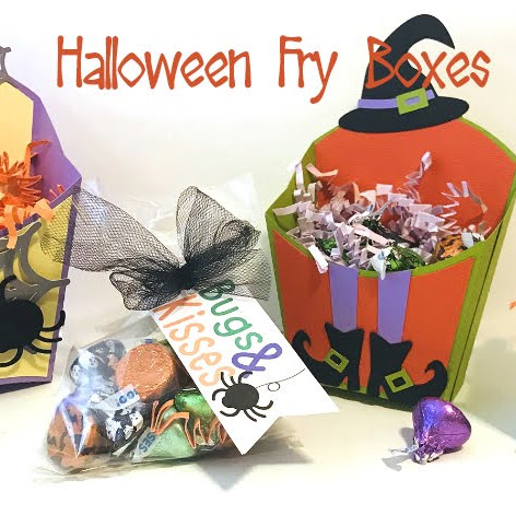 New Halloween Fry Boxes