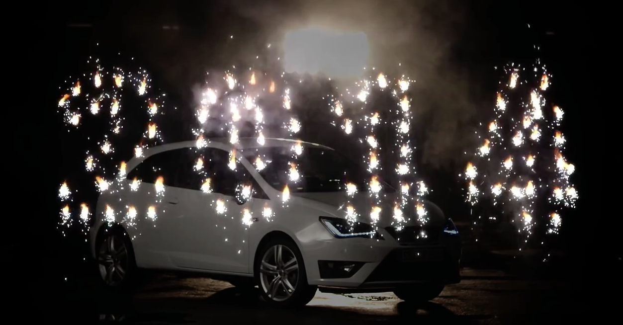 New CUPRA in 2014. Happy New Year | Wenn ein Sportwagen Silvester feiert ( 1 Video - sponsored )
