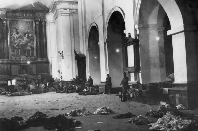 toledo guerra civil Robert Capa Gerda Taro 1936 asedio alcázar
