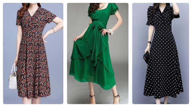 Jesienne propozycje sukienek