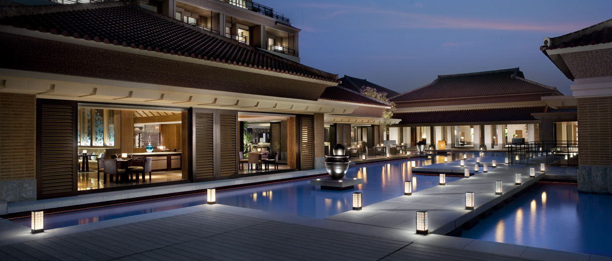 Ritz carlton okinawa is the first luxury resort from the for Design hotel okinawa