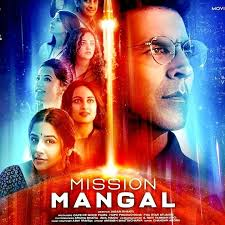 Mission Mangal full movie - Review in hindi