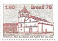 Selo Igreja do Pátio do Colégio