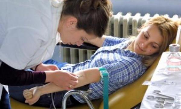Blood Test For Pregnancy