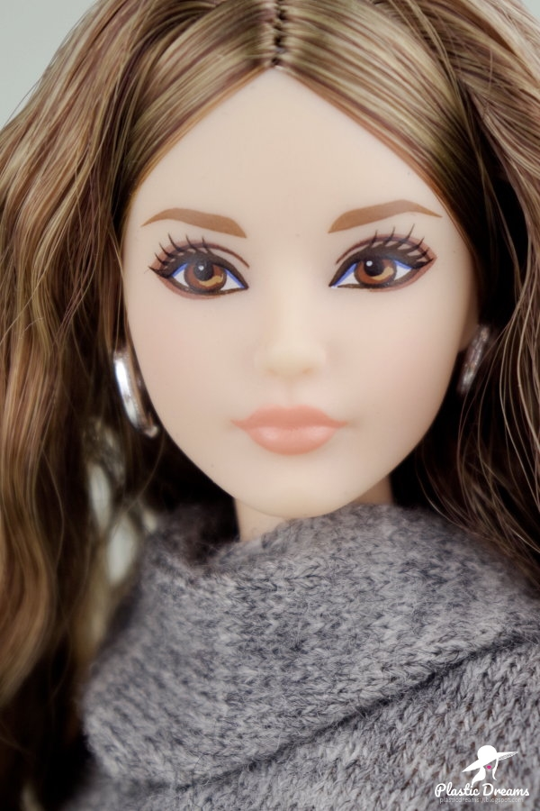 the look barbie doll sweater dress city chic style hipster