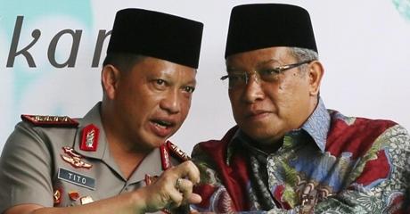 Habib Rizieq Tak Kunjung Pulang, Said Aqil: Hidup Sekali Saja Kok Lari?