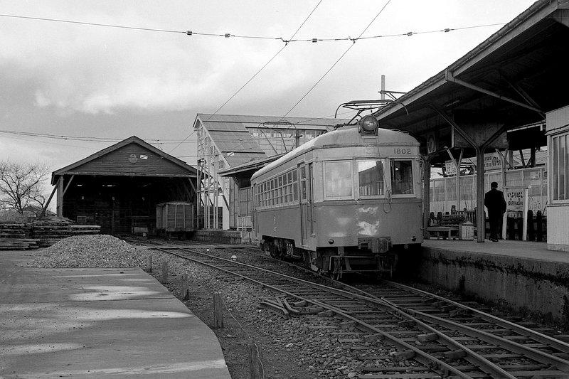 地方私鉄 1960年代の回想: 北陸...