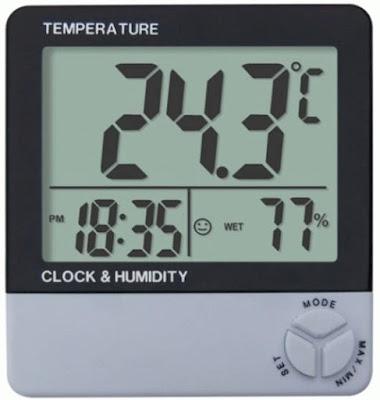 Berapa Temperatur Standar Rumah Walet ?