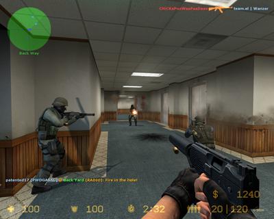 Counter Strike 2.6 Online