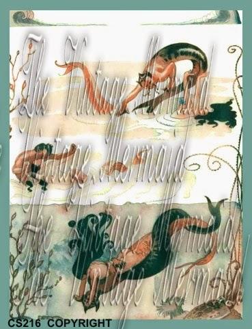 naughty mermaids and mermen mating