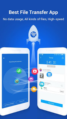 SHAREit v4.0.18 For Android Terbaru Januari 2018