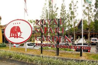 Lowongan Kerja Royal Safari Garden terbaru 2020