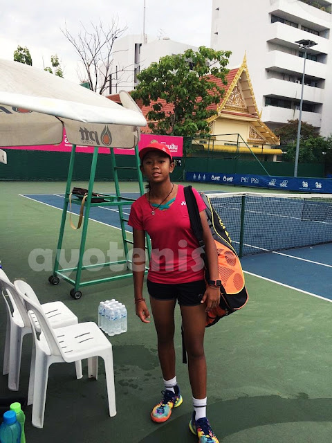 Putu Keva Terhenti di Semifinal ATF Thailand