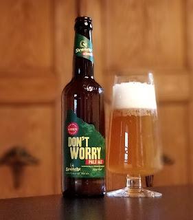 Don't Worry Pale Ale fra Svaneke Bryghus
