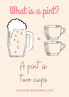 What is a pint?
