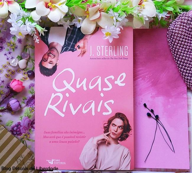 Quase-Rivais, livro, Faro-Editorial, J-Sterling, Blog-LIterario-Petalas-de-Liberdade