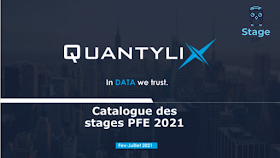 [PFE] 5 stages PFE a Tunis - 6 mois - Data Science