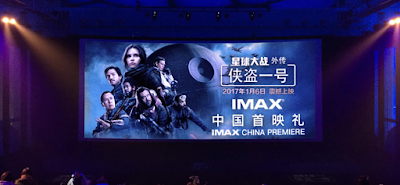 imax rogue one