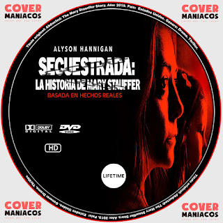 SECUESTRADA: LA HISTORIA DE MARY STAUFFER - ABDUCTED: THE MARY STAUFFER STORY 2019 [COVER  - DVD]