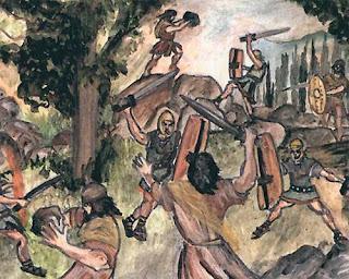 riassunto sui liguri, antichissimo popolo italico