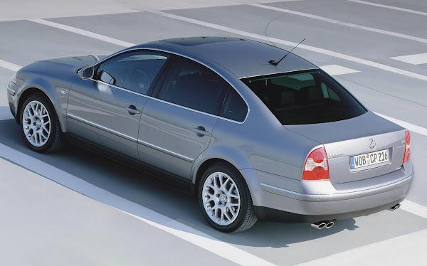 Volkswagen Passat W8 2004