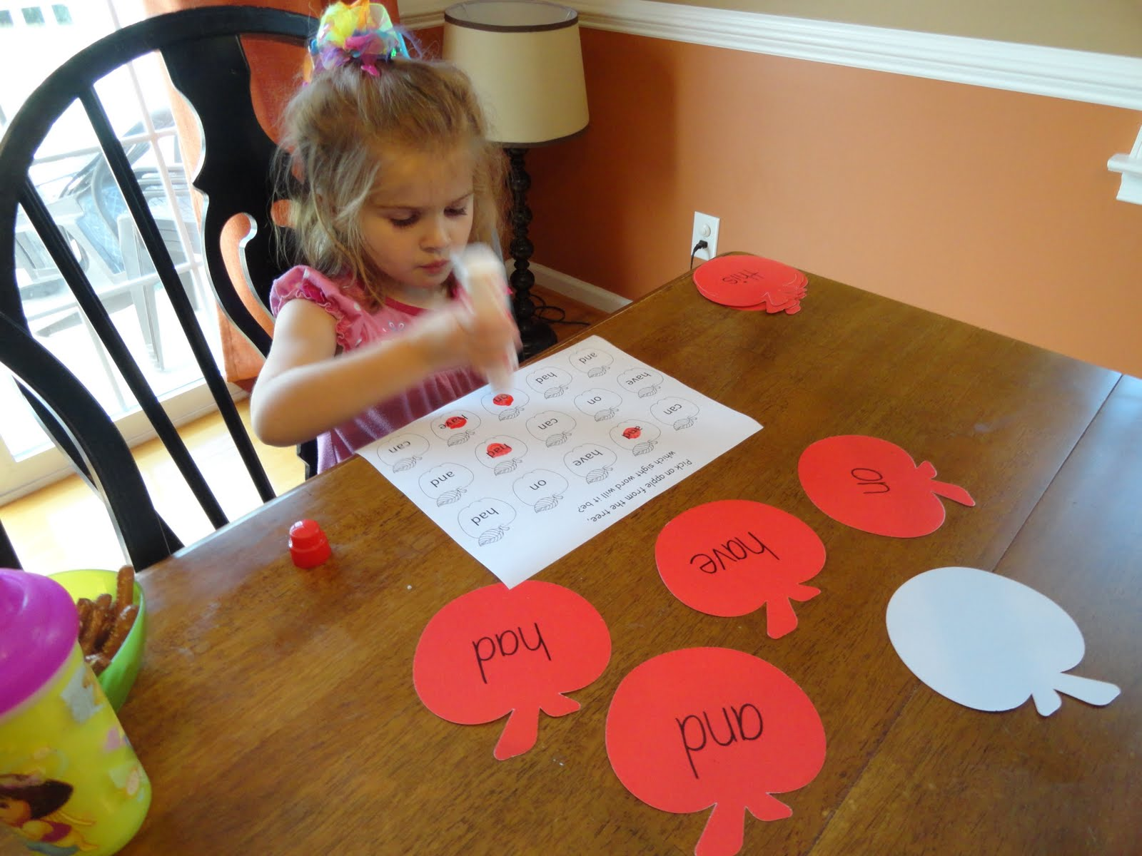 Izzie Mac And Me New Sight Words Printables