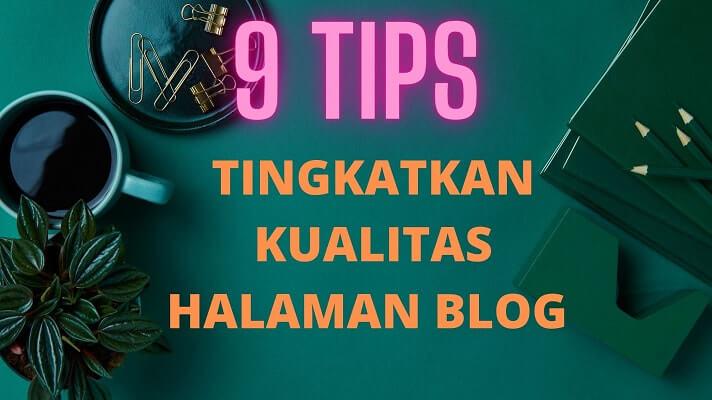 9 tips blog