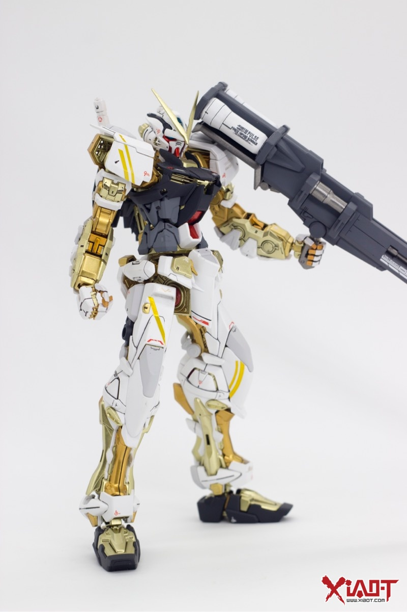 Custom Build: MG 1/100 Gundam Astray Gold Frame