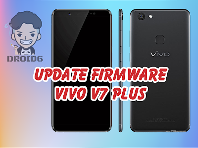 Update Firmware Vivo V7 Plus