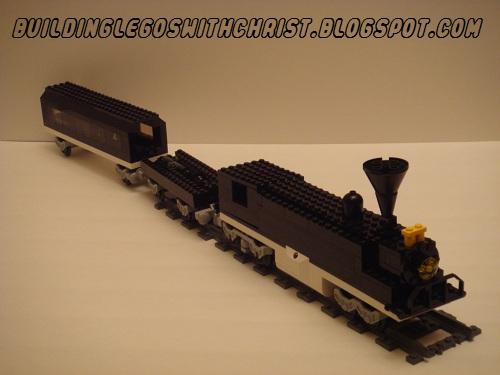 polar express lego train set # 26
