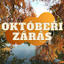 Havi zárás - Október