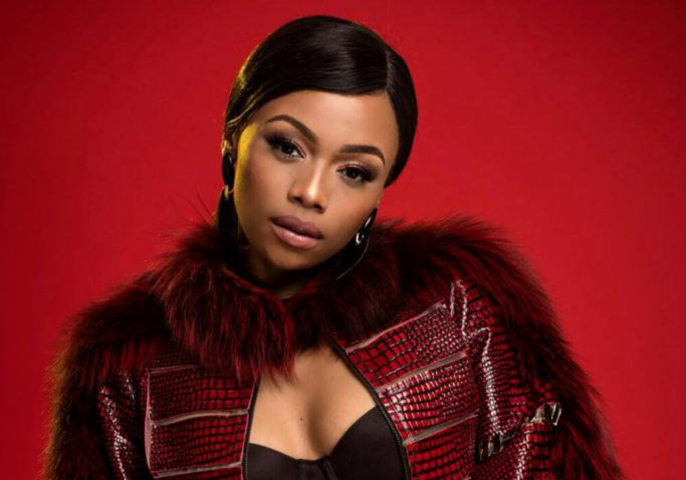 Bonang Matheba's Saucy Selfie Sends Her Trending: Sis Is Too Much!