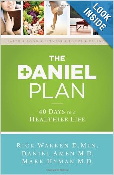 The Daniel Plan: Rick Warren l LadyD Books