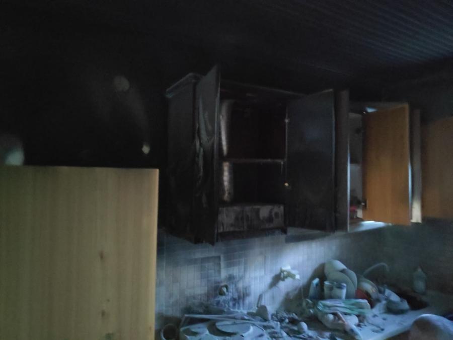 Στις φλόγες τουριστικό κατάλυμα στη Χαλκιδική