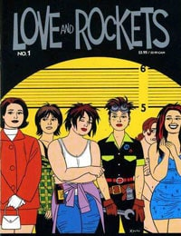 Love and Rockets (2001)