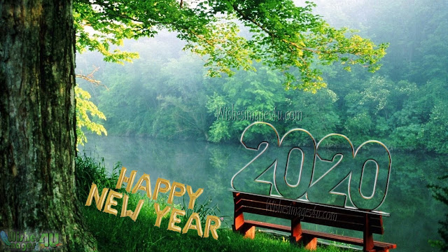 Happy New Year 2020 Best 1080p HD Nature Background Download For Desktop