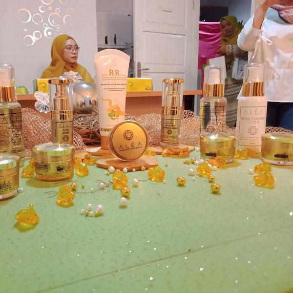 Mengenal Alea Beauty cosmetic lebi dekat