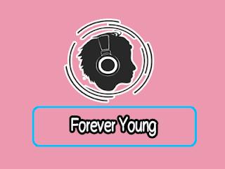 Lirik Lagu Forever Young - UNDRESSD