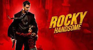 كاریگهر ترین فلمی هندی رۆكی كوره قۆزهكه Rocky Handsome full movie