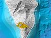 Terremoto de El Paso sentido, 3.9 grados, isla de La Palma
