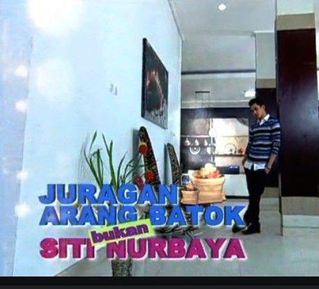 Daftar Nama Pemain FTV Juragan Arang Batok Bukan Siti Nurbaya SCTV Lengkap