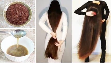 وصفات طبيعية لتطويل الشعر وتنعيمه