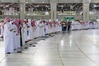 Inilah Keputusan Resmi Arab Saudi Soal Shalat Idul Fitri di Dua Masjid Suci