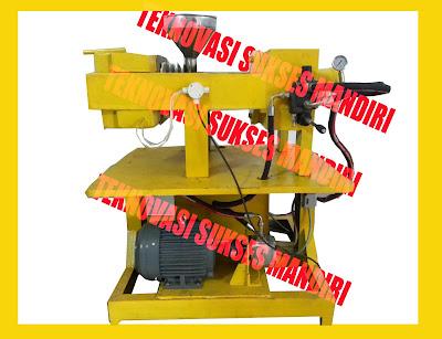 mesin pemisah bungkil dan lemak kakao