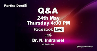 Facebook Live with Dr.N.Indraneel